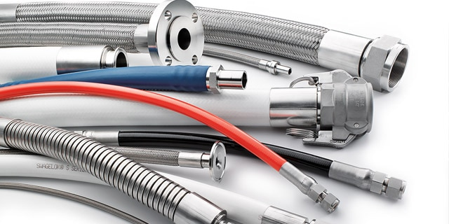 Assembled hoses from Swagelok Hamburg